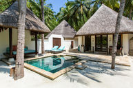 Beach Pavilion with Pool