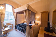Petite Double Room with Canopy Bed