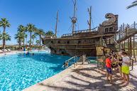 Pirates Plunge Pool