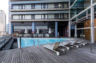 Pool 3d floor