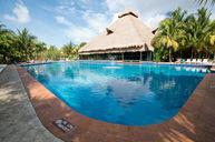 Pool at El Dorado Royale