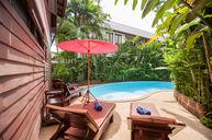 Pool at Shewe Wana Boutique