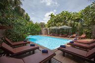 Pool at Shewe Wana Suite