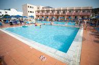 Pool by Spa