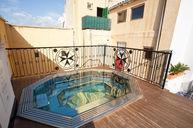 Pool Splash Area