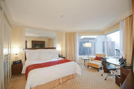 Harbour View One Bedroom Suite with Executive Lounge Access