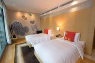 Indigo Superior Twin Bed Room