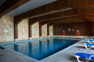 Indoor Pool at the Alfamar Beach & Sport Resort