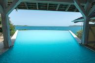 Infinity Pool by Restaurant