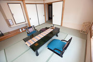 Japanese Room with Outdoor Bath (Boto)