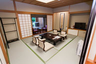 Japanese Room with Private Bath