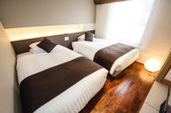 Japanese-Western Room
