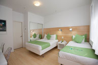 Junior Deluxe Double Room