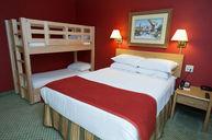 Junior Queen Room with Bunk Beds