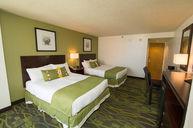 Poolview Queen Room