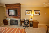 Premier Fireplace King Room