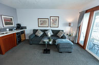 Premium King Suite with Marina View Balcony