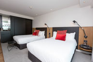 Premium Luxury Harbour View Twin Room