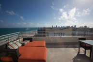 Presidential Ocean Front Balcony Suite