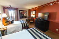 Pueblo Guest Room (Double)