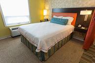 Queen Bed Studio