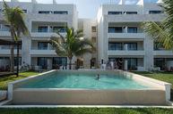 Relaxing Pool (Building 4)