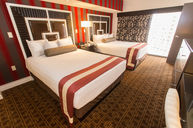 Renovated Queen Executive Suite -- Mardi Gras Tower