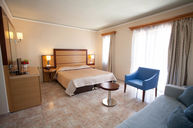 Renovated Seaview Double Room with Balcony