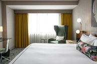 King Deluxe Room with City View
