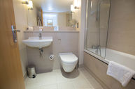 King Double Room with Tub