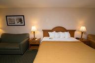 King Room with Sofa Sleeper