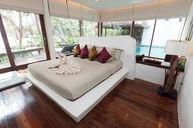 Koi Pool Villa
