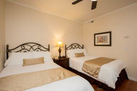 RM 602 Cathedral Suite 2 Double Beds