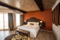 Rock Suite Platinum Roof Top Lounge King Hacienda