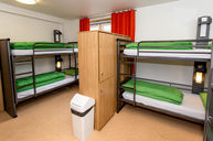 8-Bed Dorm with Shared Bathroom