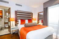 Sample Double Room