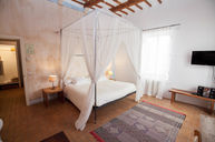 Sant Cristòfol Double Bedroom