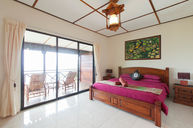 Sea View Deluxe Chalet