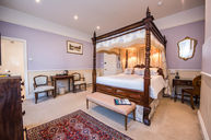 Second Four Poster Room