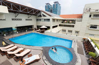 Second Outdoor Pool