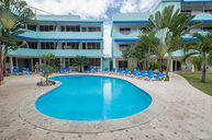 Silver Gold Wing Pool