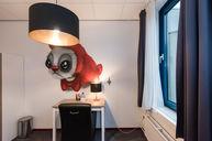 Single Studio with En-suite Bathroom