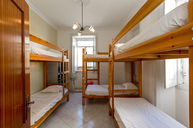 Six Bed Mixed Dormitory