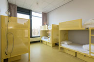 Six Person Dormitory Yellow Floor