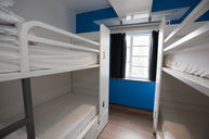 Six-Bed Dorm with Bathroom