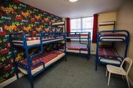 Six Bed Mixed Dorm