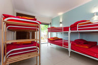 Six Bed Dormitory (with Balcony)