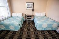 Standard Double Full Room Blue