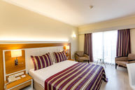Standard Double Room (Sea View)