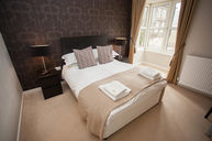 Standard Double Room with Forecourt View